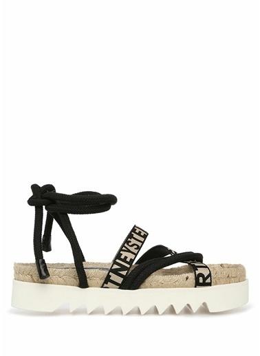 Stella McCartney Sandalet Siyah